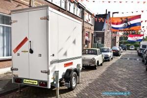 Karreboer humbaur koelwagen