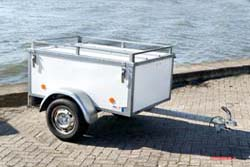 Huur bagagewagen Alblasserdam